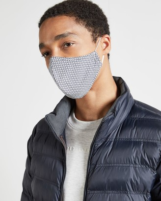 Ted Baker Reversible Printed Face Mask