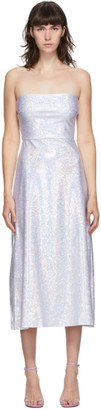 Saks Potts Silver Shimmer Jepska Dress