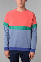 Urban Outfitters Hawkings McGill Colorblocked Crew-Neck Pullover