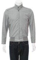 Tom Ford Reversible Suede-Trimmed Jacket