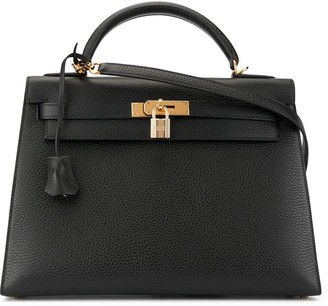 Hermes pre-owned Kelly 32 Sellier 2way hand bag