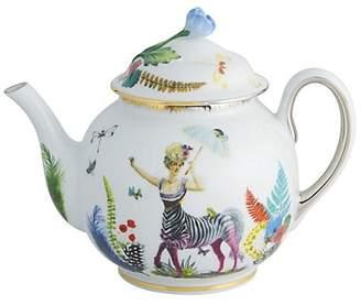 Christian Lacroix by Vista Alegre by Vista Alegre Caribe Tea Pot