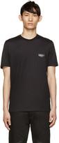 Givenchy Black Logo T-Shirt
