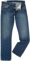 Polo Ralph Lauren Varick Slim-fit Straight-leg Jeans