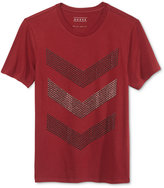 GUESS Men's Chevron Studded T-Shirt