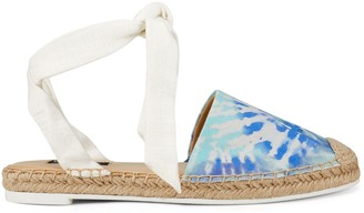 Nine West More Flat Espadrille Sandal