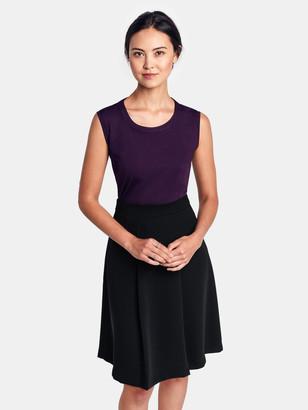 Of Mercer Delancey Skirt - Black