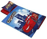 Minds In Sync Aquatopia Deluxe Memory Foam Nap Mat Set, Blue Cars by
