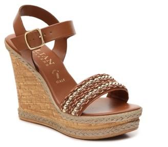 Italian Shoemakers Taya Wedge Sandal