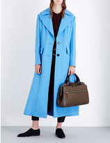 Marni Oversized single-breasted wool coat