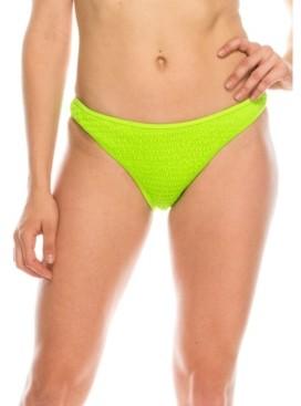 KENDALL + KYLIE Henley Bikini Bottom Women's Swimsuit