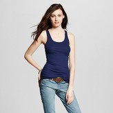 Mossimo Women's Long & Lean Racer Back Tank Juniors')