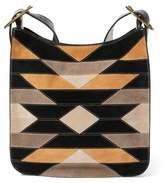 Polo Ralph Lauren Patchwork Lennox Messenger Bag