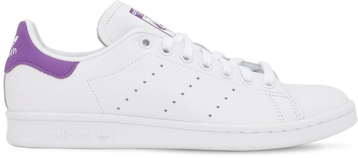 buy online 6cb20 c1fe2 STAN SMITH W LEATHER SNEAKERS