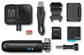 GoPro HERO8 Black Camera Bundle