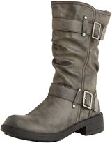 Rocket Dog Womens Trumble Galaxy Warm Low Heel Mid Calf Winter Boots - 7 - 38