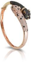 Effy Jewelry Signature Black & White Diamond Bangle, 5.34 TCW