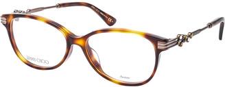 Jimmy Choo Women's Jc 221/F 53Mm Optical Frames