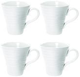Sophie Conran Porcelain Mugs (Set of 4)