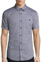DC Co. Short-Sleeve Structure Woven Shirt