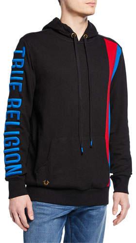 a22291f47 True Religion Black Men's Sweatshirts - ShopStyle