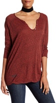 Zadig & Voltaire Manis Overdyed Tee