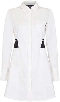 Whyte Studio The Duty Shirt Dress White