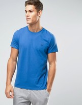 Jack Wills T-shirt In Classic Regular Fit In Cornflower