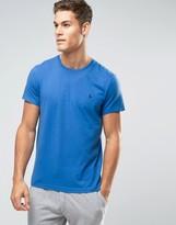 Jack Wills T-Shirt In Classic Regular Fit in Cornflower