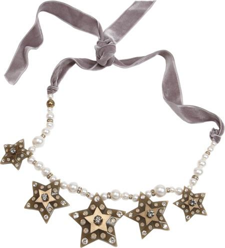 Lanvin Aux Etoiles Necklace