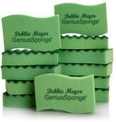 Debbie Meyer GeniusSponge with Scrubber - Set of 12