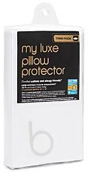 Bloomingdale's My Luxe Standard/Queen Pillow Protector, Pair - 100% Exclusive
