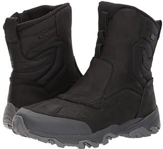 Merrell Coldpack Ice+ 8 Zip Polar Waterproof (Black) Men's Waterproof Boots
