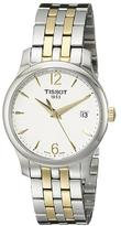 Tissot T-Classic T0632102203700 Women's Two-Tone Stainless Steel Watch