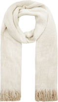Accessorize Two Tone Brushed Scarf