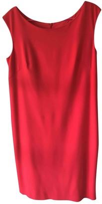 agnès b. \N Red Dress for Women
