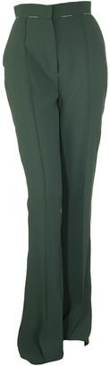 Elisabetta Franchi Celyn B. Green Trousers