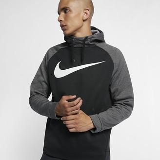 Nike Men's Pullover Training Hoodie Therma Swoosh