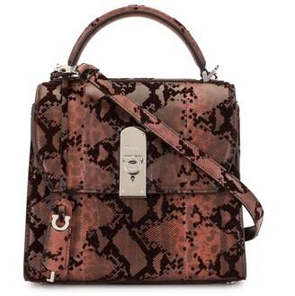 Salvatore Ferragamo medium Boxyz top handle bag