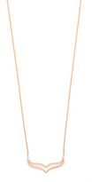 ginette_ny Mini Wise Necklace