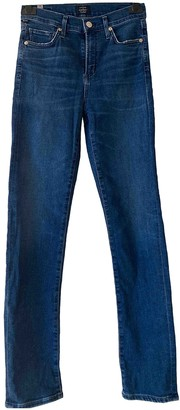 Citizens of Humanity Blue Denim - Jeans Jeans for Women