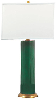 Port 68 Melrose Table Lamp - Emerald
