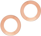 Vita Fede Cosimo Open Stud Circle Earrings