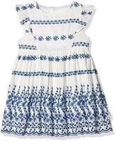 Pumpkin Patch Baby Girls 0-24m Broderie Bow Dress,(Manufacturer Size:3-6M)