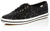 Kate Spade x Keds Glitter Slip-On Sneakers