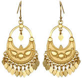 Satya Lotus Petal Chandelier Earrings