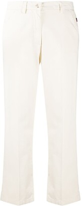 Woolrich Straight-Leg Cropped Trousers