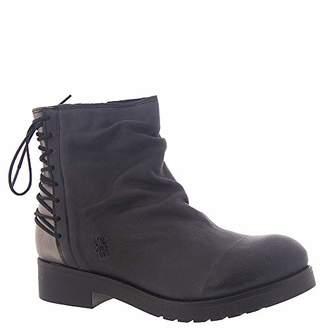 Fly London Women's BUST487FLY Ankle Boots, (Black/Bronze 004), 5 (38 EU)
