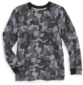 Nike Boy's 'Tech Flece' Crewneck Shirt