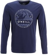 O'neill Oceanside Long Sleeved Top Ink Blue